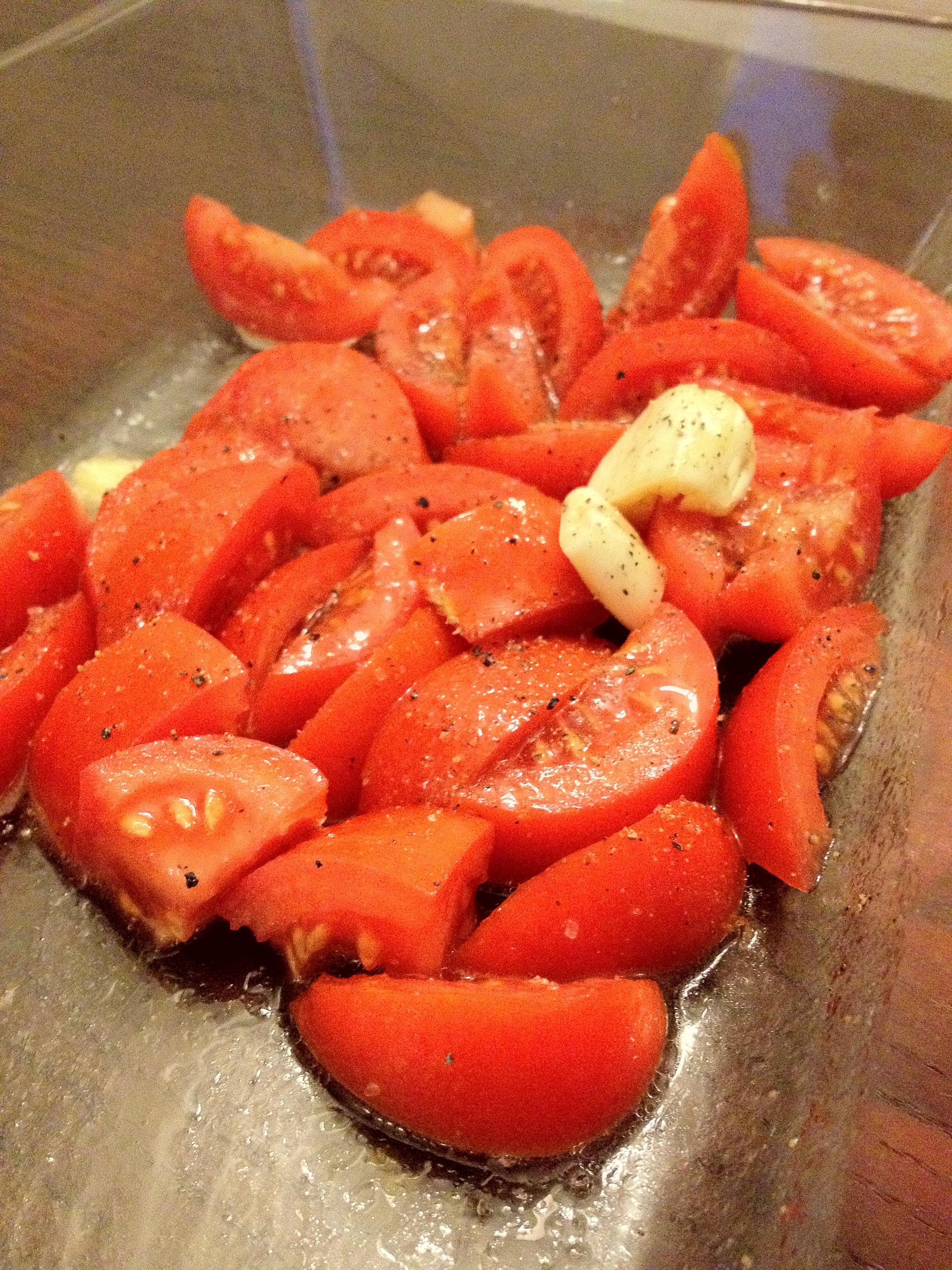 Lauwwarme pasta salade